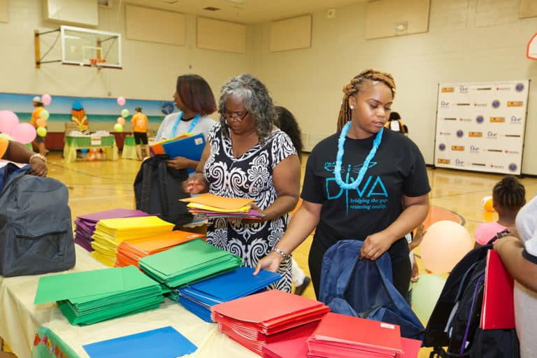 2018 Back to School Bash by Columbia Residential