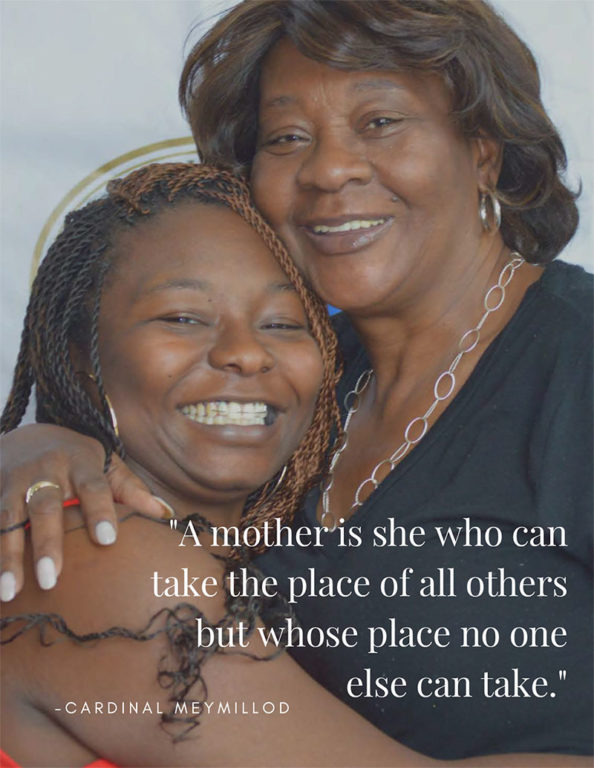 Columbia Residential celebrates Mother's Day 2018