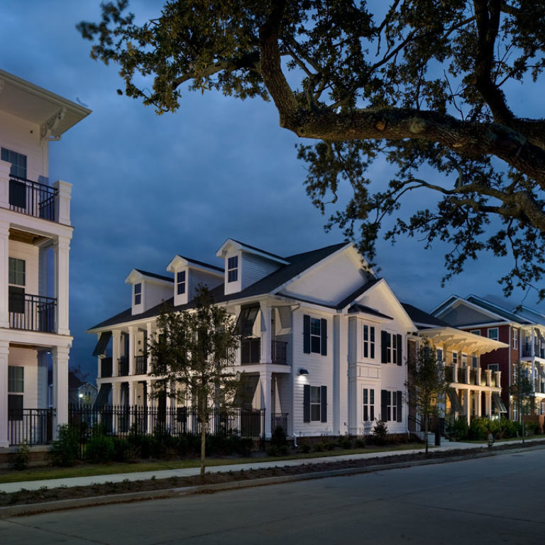 Columbia Parc at the Bayou District Community - New Orleans, LA
