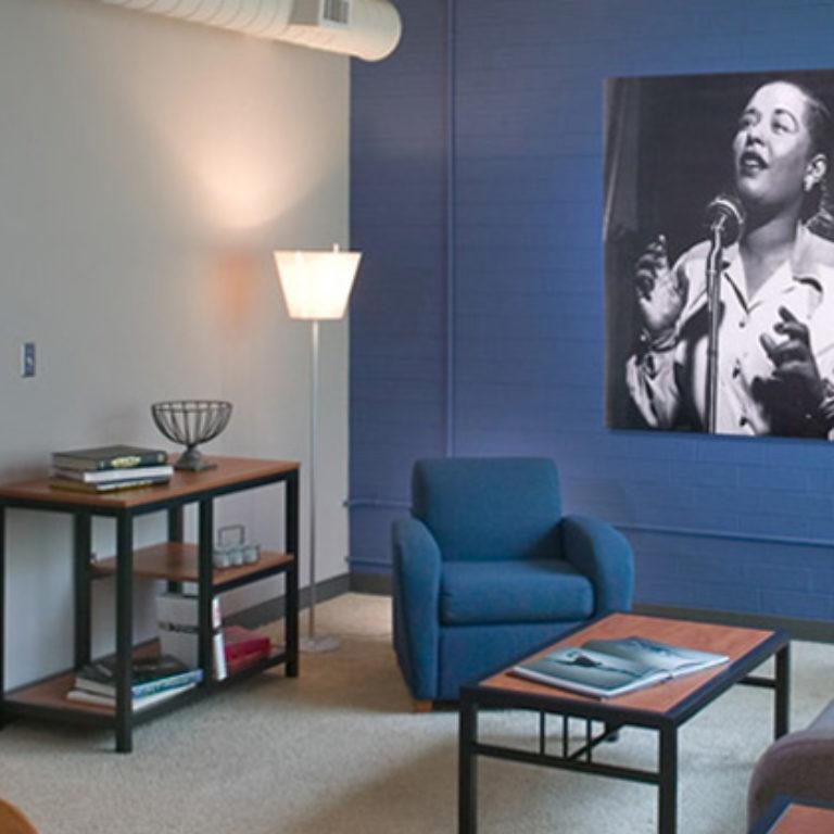 Apartment interior at Columbia Tower Residences - Apartments in Atlanta, GA