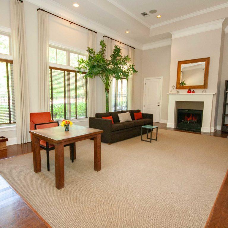 Community room at Constitution Apartments - Apartments in Atlanta, GA
