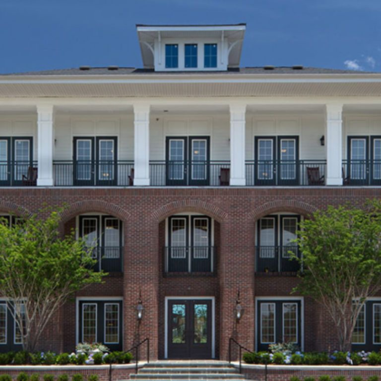 The leasing office at Heritage Senior Residences at Columbia Parc - New Orleans, LA