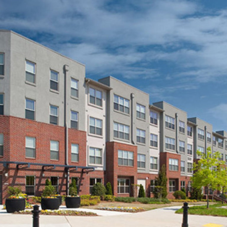 Community view of Columbia Mechanicsville Station - Apartments in Atlanta, GA