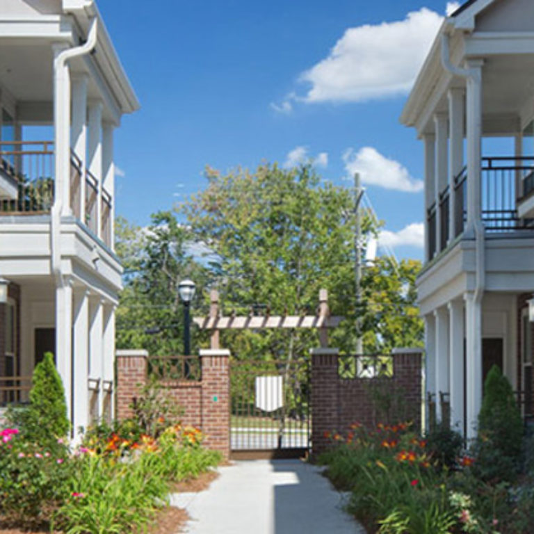 Columbia Mechanicsville Station gated community - Apartments in Atlanta, GA