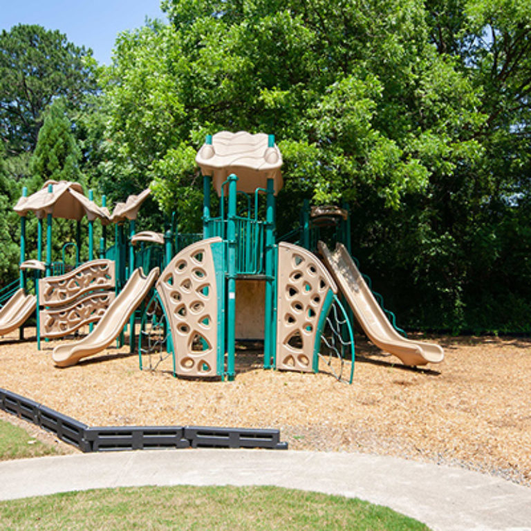 Playground at Park Commons Apartments Community - Senior Apartments in Atlanta, GA