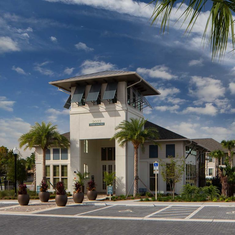 The leasing office at Pendana West Lakes - Orlando, FL