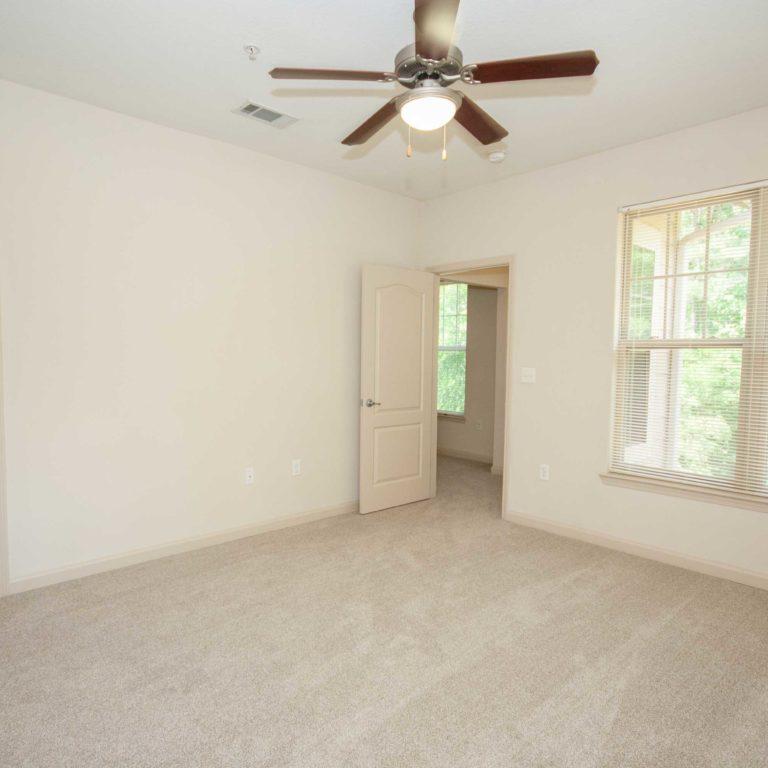 Interior bedroom at Columbia at South River Gardens - Apartments in Atlanta, GA