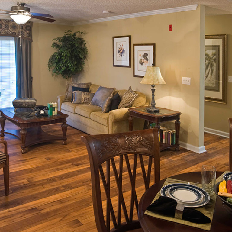 Apartment interior at The Villages of East Lake - Apartments in East Atlanta, GA