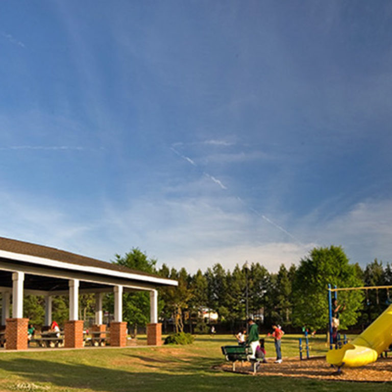 Playground at The Villages of East Lake - Apartments in East Atlanta, GA