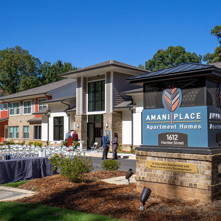 Amani Place Edgewood apartments in Atlanta Georgia