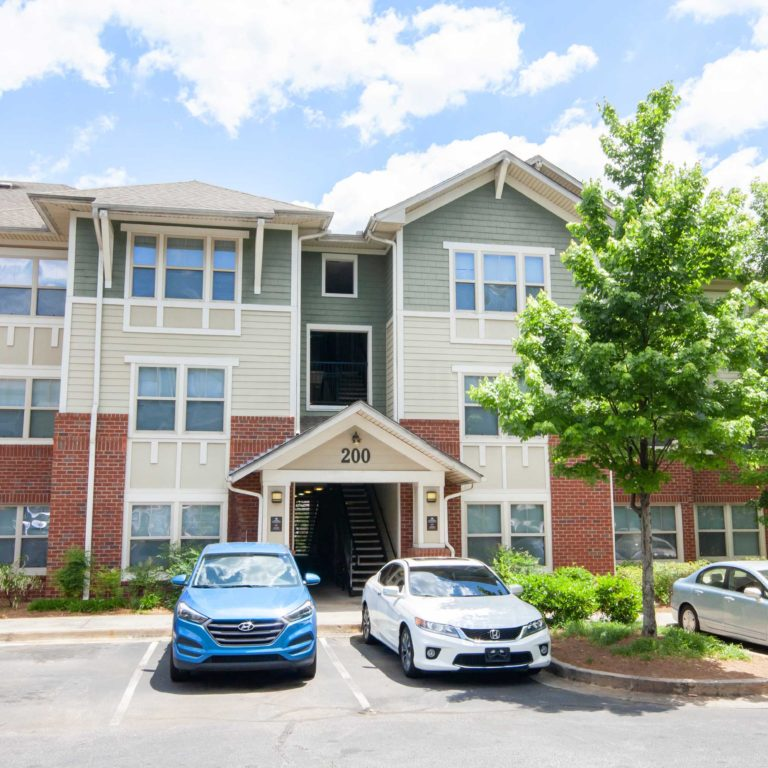 Apartment building at Columbia Peoplestown - Apartments in Atlanta, GA