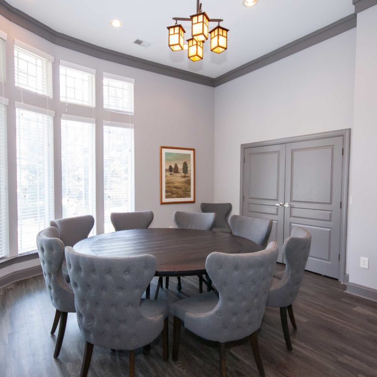 Conference room at Columbia Estates Community - Apartments in West Midtown Atlanta, GA