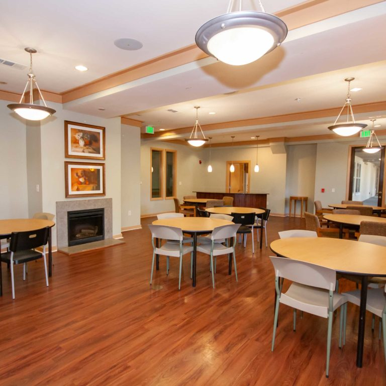 Community center at Columbia Heritage Senior Residences - Apartments in Atlanta, GA
