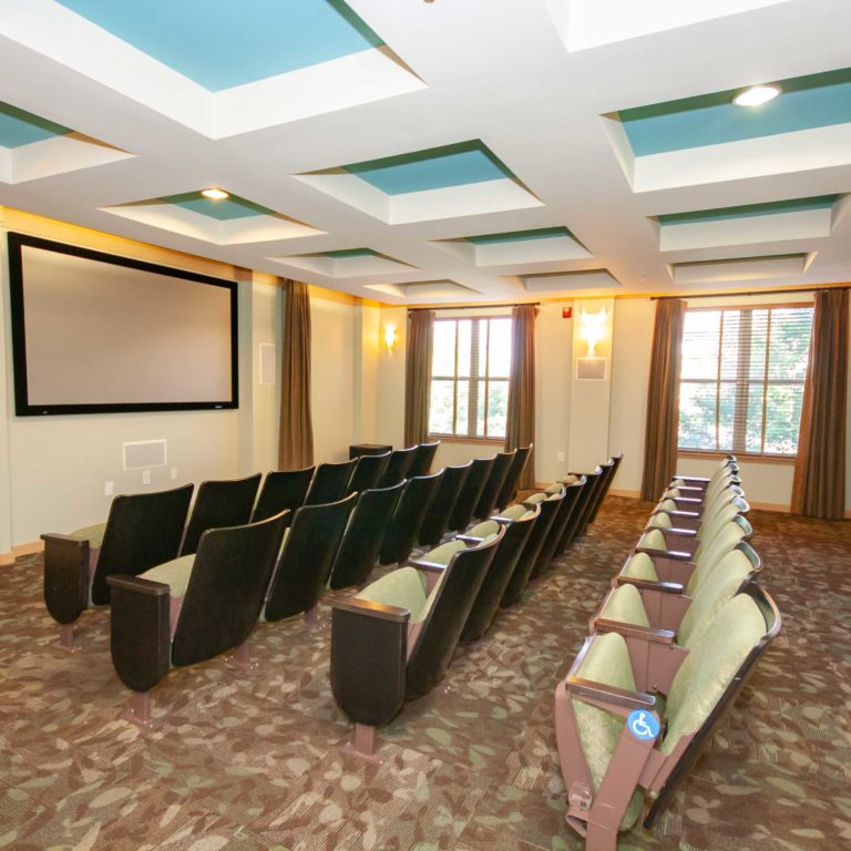 Community theater at Columbia Heritage Senior Residences - Apartments in Atlanta, GA