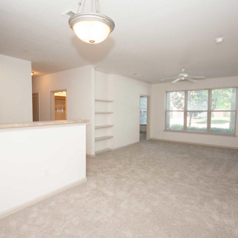 Living space at Columbia Grove Community - Apartments in West Midtown Atlanta, GA