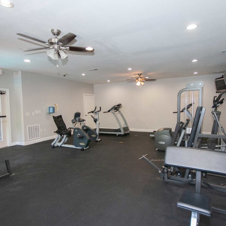 Fitness Center at Columbia Park Citi - Apartments in West Midtown Atlanta, GA