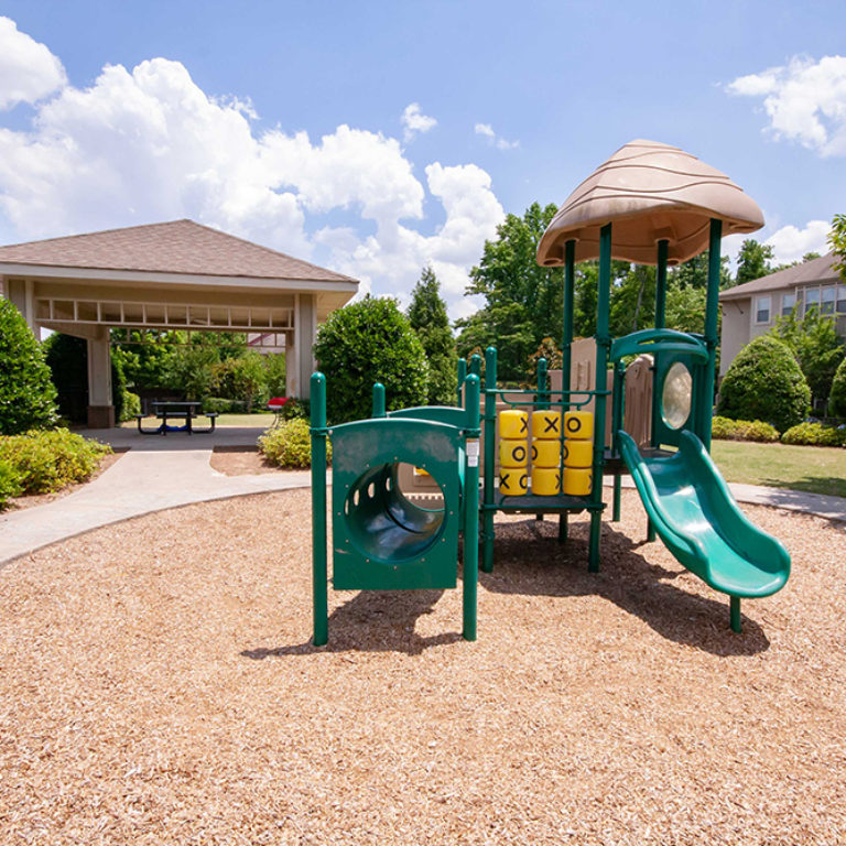 Playground at Columbia Grove Community - Apartments in West Midtown Atlanta, GA