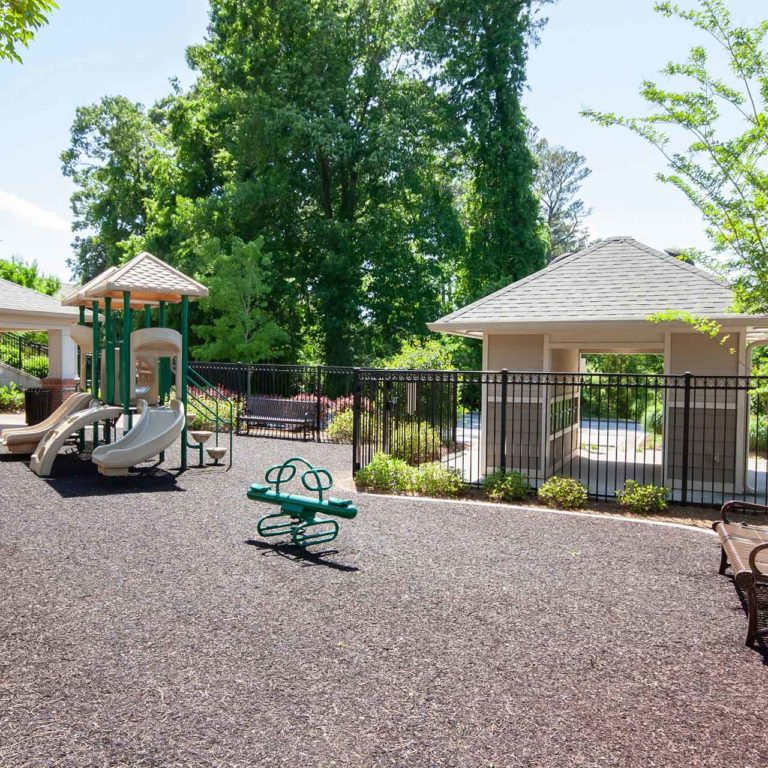 Playground at Columbia Mill community - Apartments in East Atlanta, GA