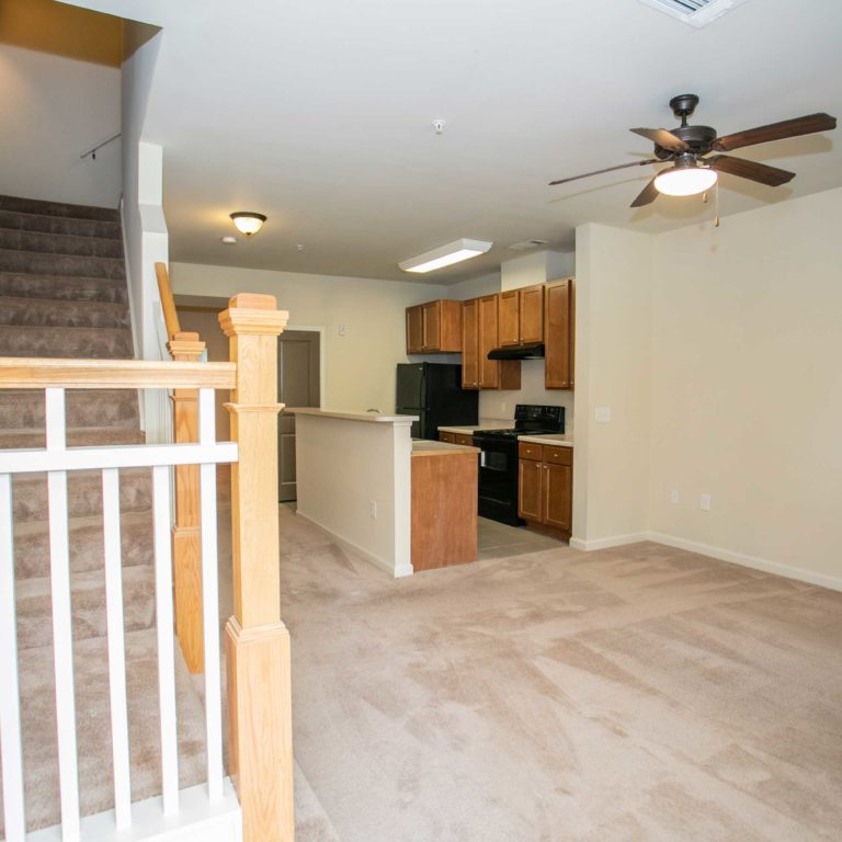 Apartment interior at The Retreat at Edgewood Townhomes - Apartments in Atlanta, GA