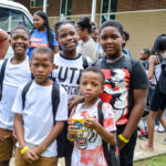 5th Annual Back to School Bash - Children at event - Columbia Residential