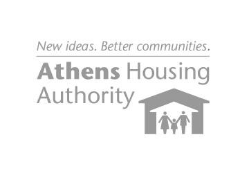 logo - Athens Housing Authority - Columbia Residential partner