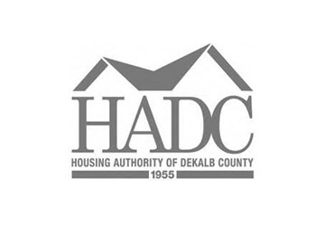logo - Housing Authority of DeKalb County - Columbia Residential partner