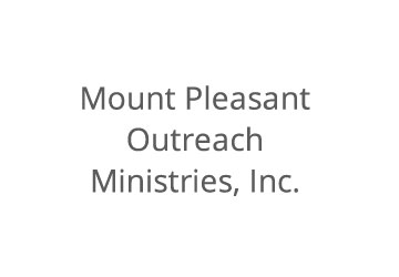 logo - Mount Pleasant Outreach Ministries, Inc. - Columbia Residential partner
