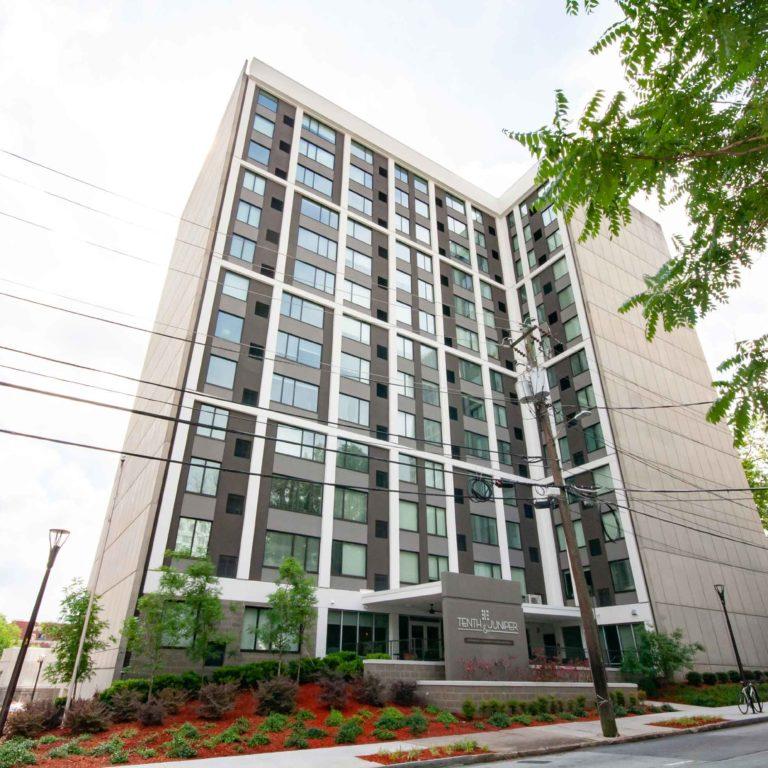 10th and Juniper Building - Apartments in West Midtown Atlanta, GA