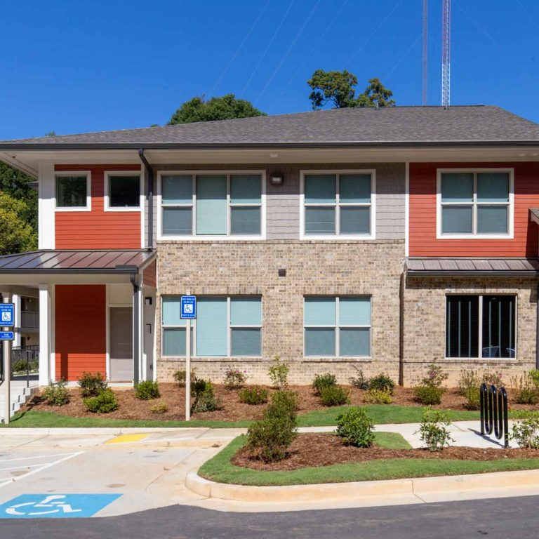 Amani Place-Accessibility Parking-Columbia-Residential-Atlanta-Georgia