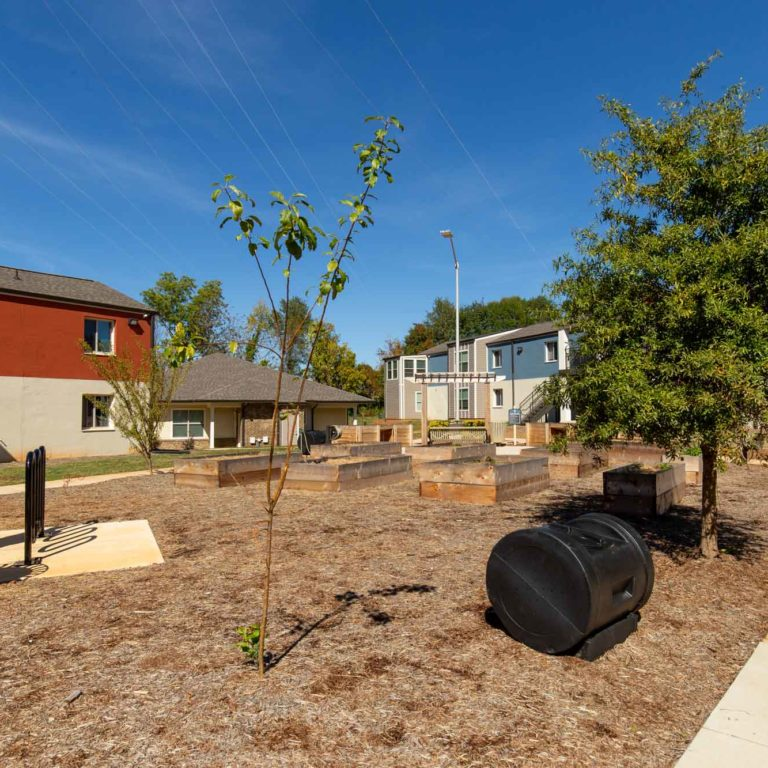Amani Place-Community Garden-Columbia-Residential-Atlanta-Georgia